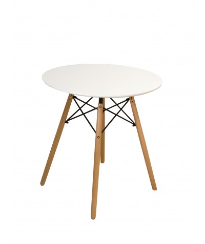 TABLE OSLO 70 - WHITE