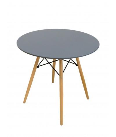 TABLE OSLO 80 - GREY